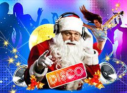 #KIDSPARTY. Новогодняя шоу-дискотека для подростков