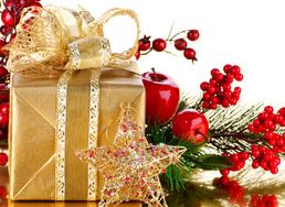 """Новогодняя сказка """"Кошки в гостях у Бабки-Ёжки""""(талон на подарок)"""